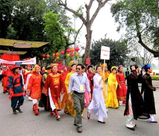 Hanoi Parade