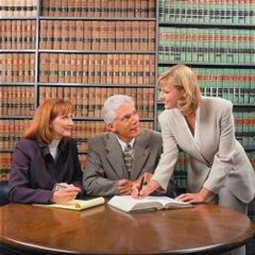 Legal document programs and websites boast that they'll save you $600/hour from paying a legal team like this.