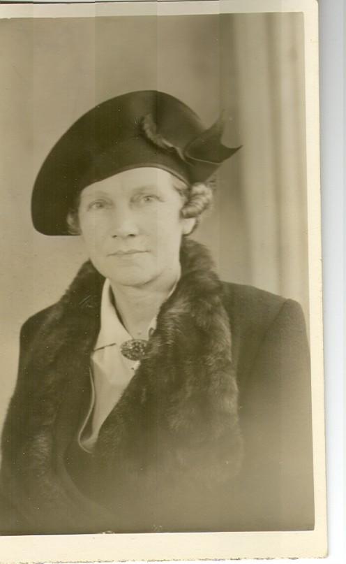 My Grandma Rosina Latham born in Bristol UK