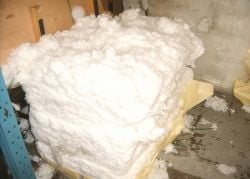 Open Bale of Polyester Fiber