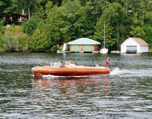Lake Rosseau Muskoka