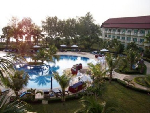 Sokha Hotel in Sihanoukville