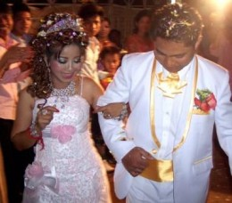 Khmer Wedding in Phnom Penh