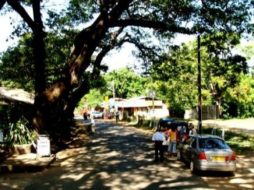 Sigiriya Village