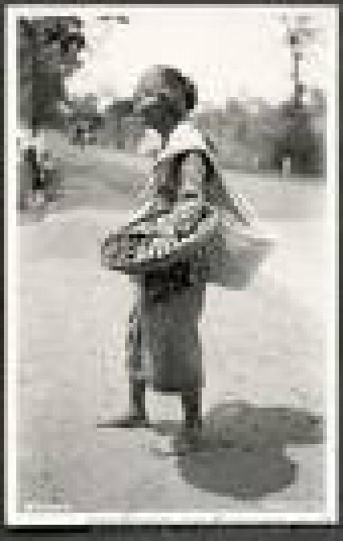 Old java woman
