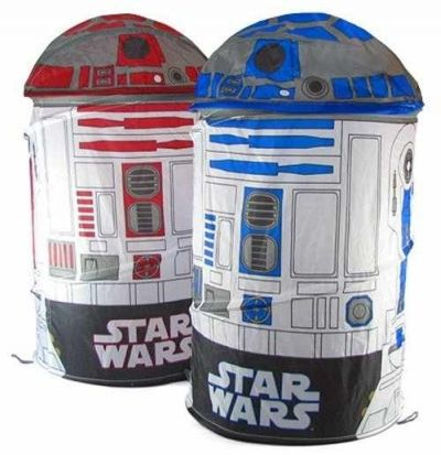 Get Creative: R2D2 Laundry Basket