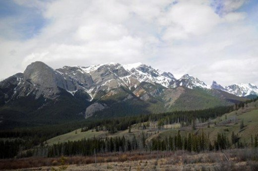 Rocky Mountains, Alberta, Canada