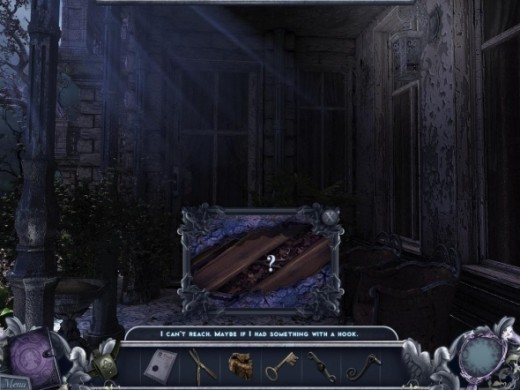 Haunted Past: Realm of Ghosts Collector's Edition screenshot 2