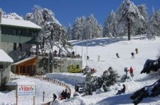 Troodos Cyprus Ski Resort