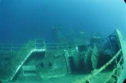 Zenobia Dive Site in Larnaca Cyprus