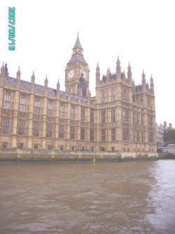 Houses of Parliament - Westminster