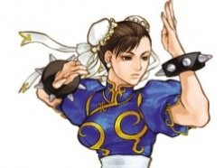Cosplay Street Fighter Chun Li