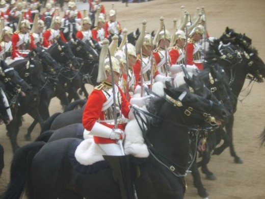 Trooping the Colour 2010