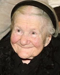 Irena Sendler (image from www.squidoo.com/irena-sendler-story