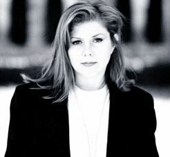 The late Kirsty MacColl
