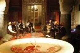 World Sacred Music Festival in Fez, Morocco