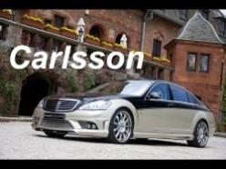 Carlsson - German Mercedes Aftermarket