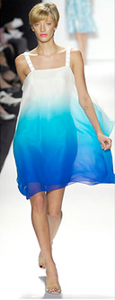 Badgeley Mischka Image via RunwayDaily.com