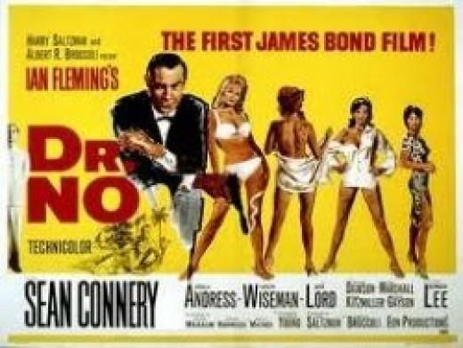 James Bond Theme (Dr No - 1962)