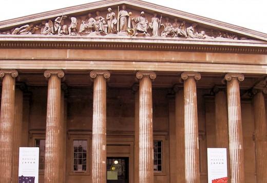 British Museum, photo by ashroc