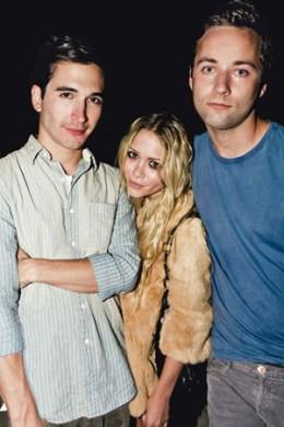The Olsen zombie queen has him!