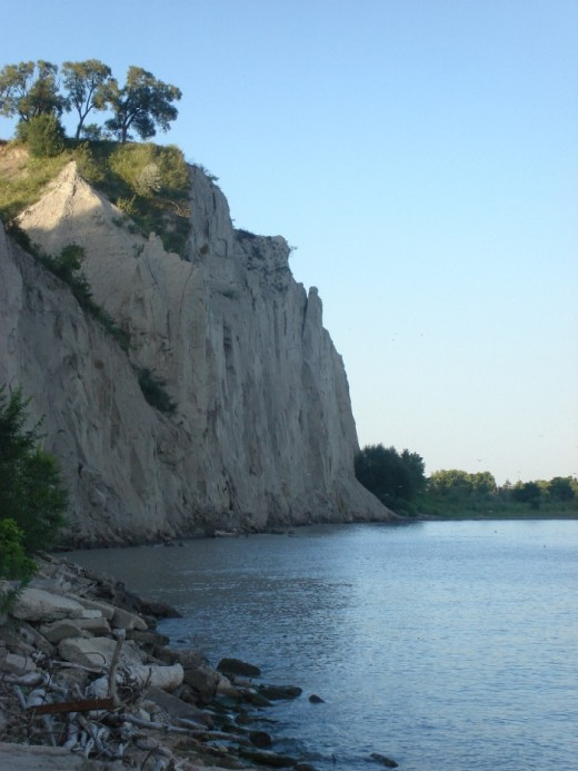 The Scarborough Bluff