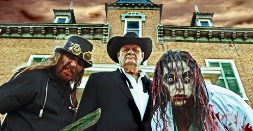 Spooky World at Major Graham's Mansion   Haunted Places in Virginia