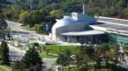 The Ontario Science Centre, Toronto