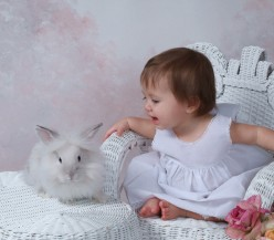 Bunnies and Kids:  Are Rabbits Good Pets For Children?