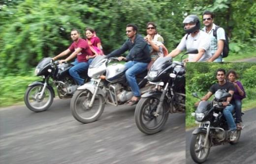 The Roadies..