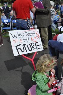 For our Children's Future