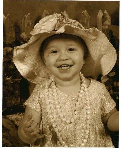 Marissa Lorraine Davison Born Feb. 7, 2007