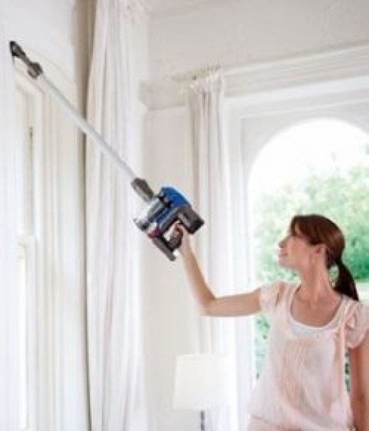 Dyson DC35 for easy cleaning