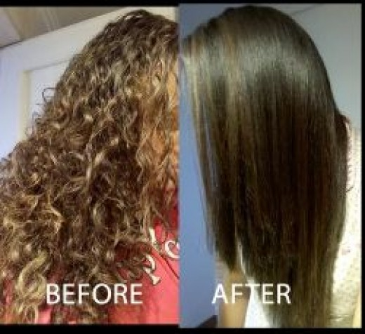 Make Your Hair Straight