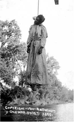 Oklahoma Lynching 1911