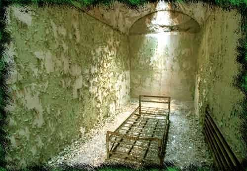 Eastern State Penitentiary Haunted Place
