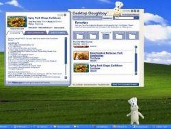Pillsbury Dough boy Website