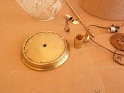 Inside A Lamp