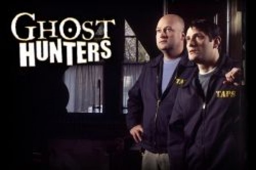 Get Your Ghost Hunters Tee Shirts! CLICK HERE!