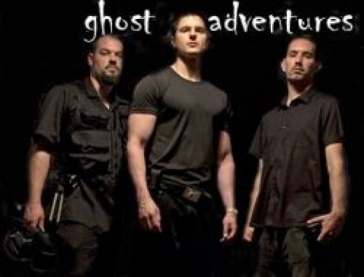 Get Your Ghost Adventures Tee Shirts! CLICK HERE!