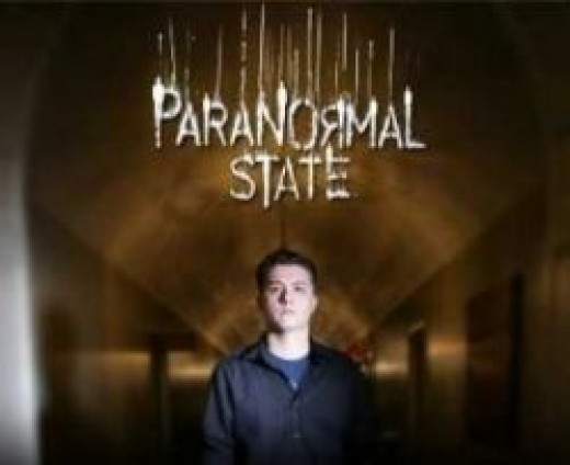 Get Your Paranormal State DVD's! CLICK HERE!