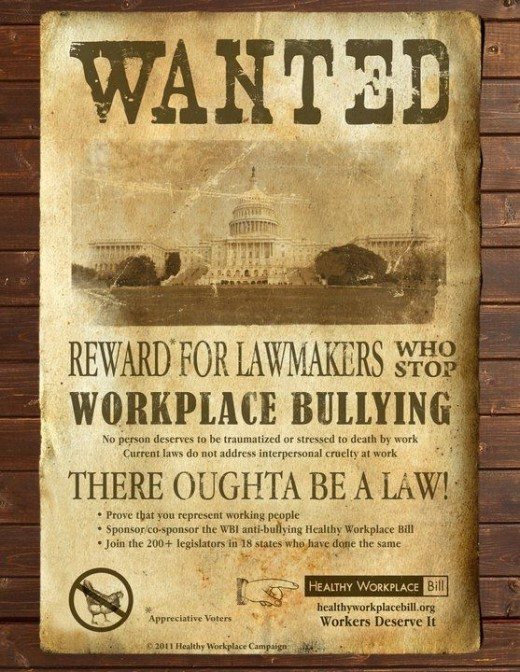 Workplace Bullying and the Law