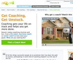 Noomii.com - Life Coaching, Business Coaching