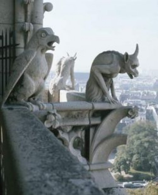 Cathedral of Notre Dame (Paris, France)