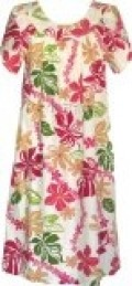 Click on the picture to see the latest and best prices for these lovely and comfortable Hawaiian muumuu dresses