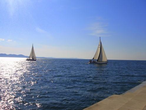 Zadar riva - sea organs