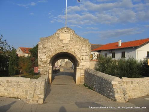Small town Nin - Zadar regia
