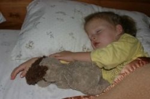 happy bedtimes with teddy
