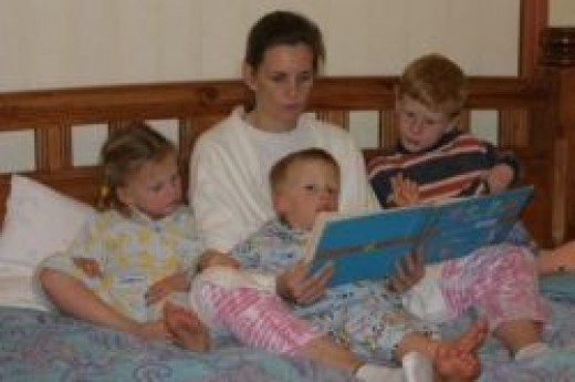 happy bedtimes reading