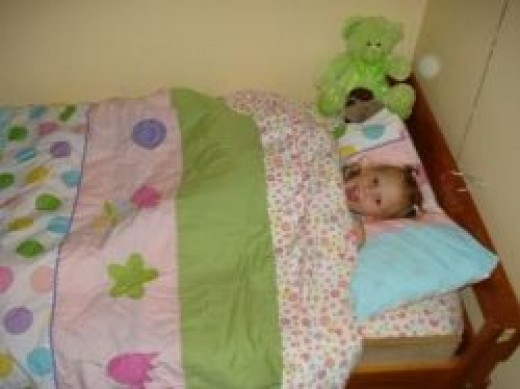 happy bedtimes Amelia